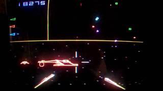 Sega Star Trek arcade