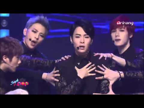 [130827] M.Pire(엠파이어)-Can't be friend with you @ Simply Kpop