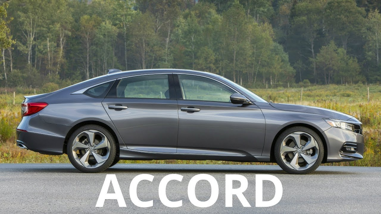 2018 Honda Accord Touring 2.0 - Turbocharged and Fun-to ...