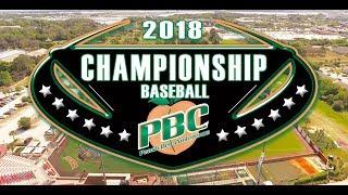 2018 Baseball Tournament - #7 Young Harris vs. #2 USC Aiken