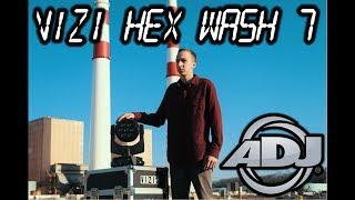 Product Spotlight ADJ Vizi Hex Wash 7   Product Overview