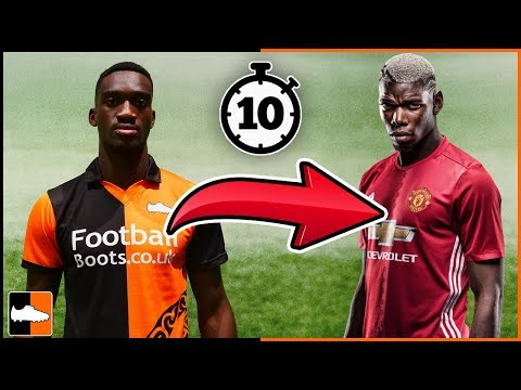 How To Become Pogba In 10 Mins! Ultimate PP Lookalike