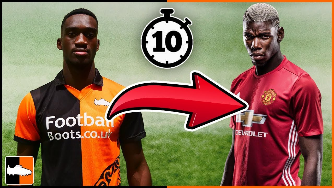43db3980eb8 How To Become Pogba In 10 Mins! Ultimate PP Lookalike. Football Boots