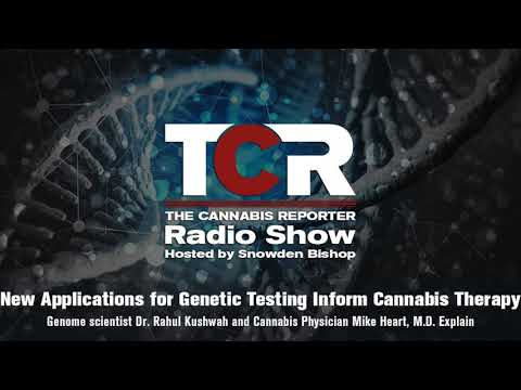 New Applications for Genetic Testing Inform Cannabis Therapy