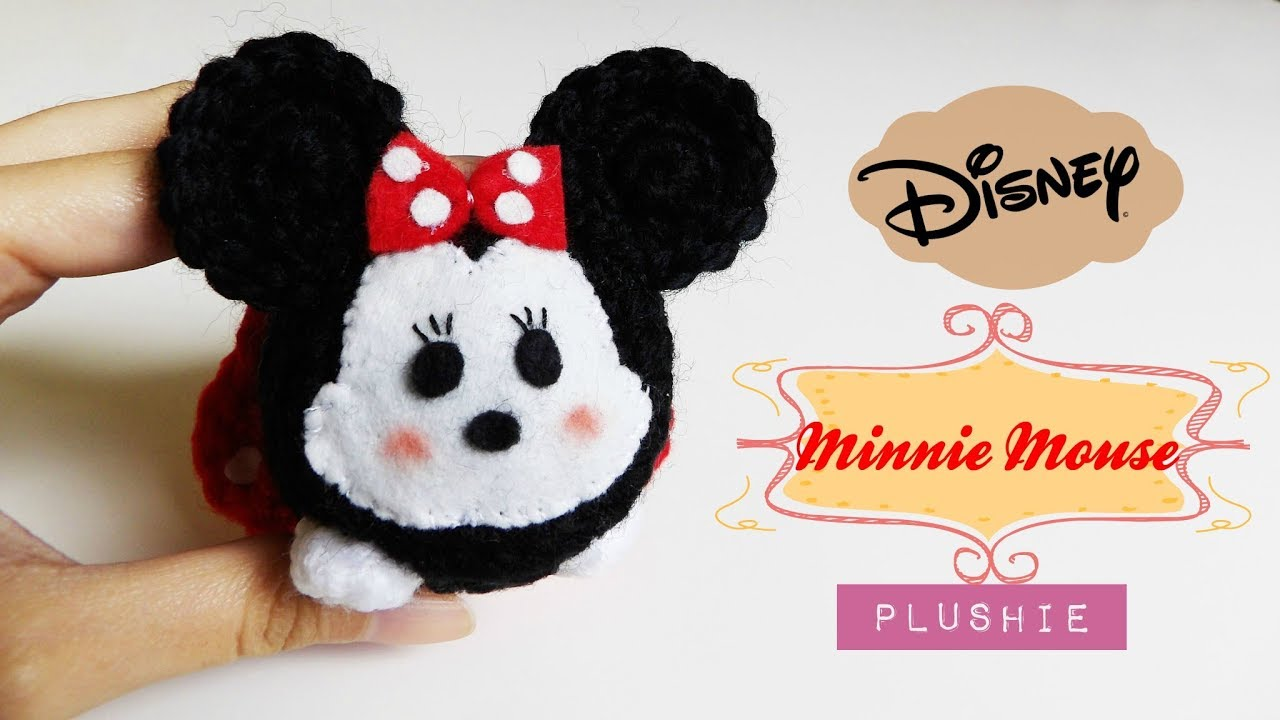 Amigurumi for beginners crochet minnie mouse plush youtube amigurumi for beginners crochet minnie mouse plush bankloansurffo Choice Image