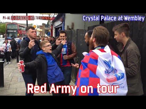 Crystal Palace - Manchester United (May 21, 2016)