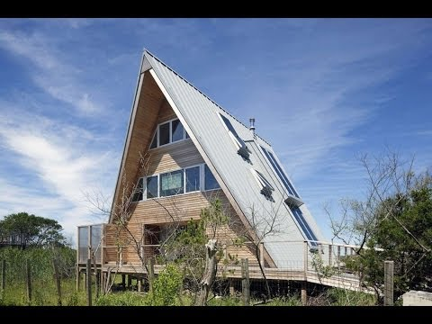 A-Frame Rethink in New-York by Bromley Caldari Architects