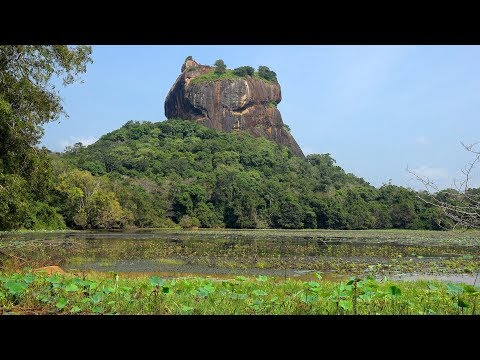Ancient Sites in Sri Lanka in 4K Ultra HD