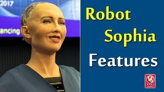 Watch special story on Sophia, Humanoid Robot and its features. Sop...