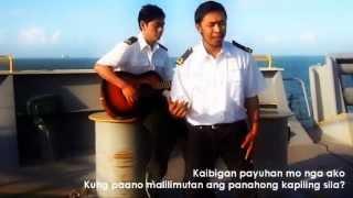 Bangkang Papel - Buhay ng Marino by dip nsyd( Chad Cacnio Espiritu ) - para sa Pilipinong Seaman