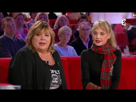 Arielle Dombasle & Michèle Bernier - Vivement Dimanche Prochain : Folle Amanda (15 janvier 2017)