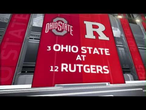 Ohio State at Rutgers - Men