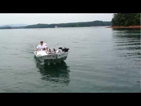 Fisher Marine Bass Boat 2