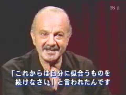 Astor Piazzolla Concierto entrevista 3/5  アストル ピアソラ のインタビュ ーを字幕