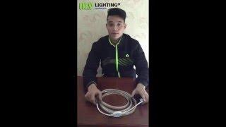 Giới thiệu đèn led Dây Cao Cấp 220V - Công ty TNHH DLV Lighting