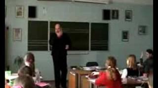Урок музыки Сергея Долгушина.