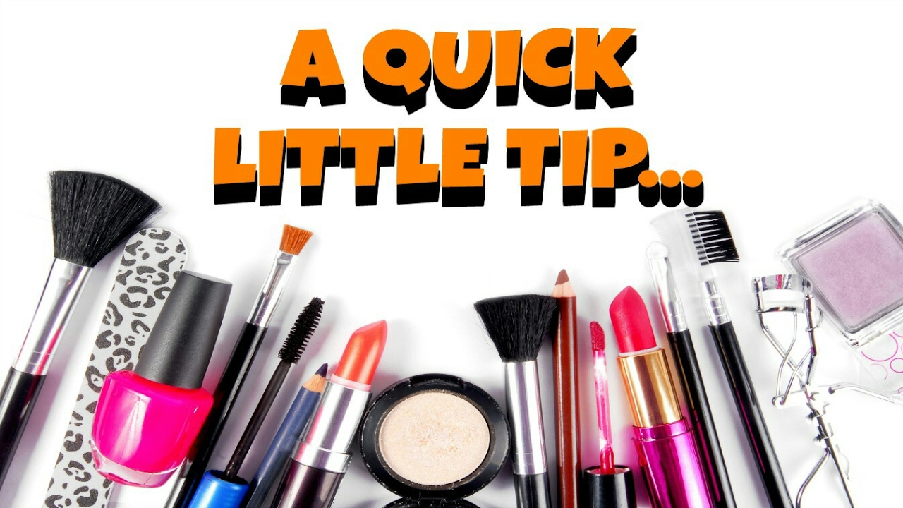 585b719ea64 How to Measure False Lashes | A Quick Little Tip - YouTube