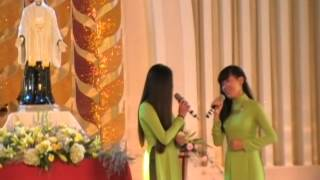 Trong tình yêu mẹ - Diệu Hiền - Đông Nghi - Thuỳ Trâm - Minh Hạnh (Đà Lạt - 27/09/2015)
