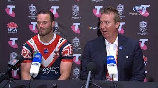 NRL Press Conference: Sydney Roosters - Preliminary Final