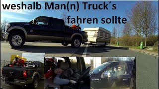 die Freiheit einen Pickup zu fahren | Ford F250 Powerstroke 6.7 Diesel
