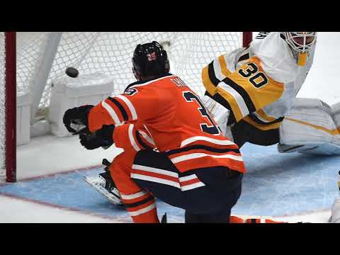 Edmonton Oilers defensive play disappoints coach in loss to Penguins
