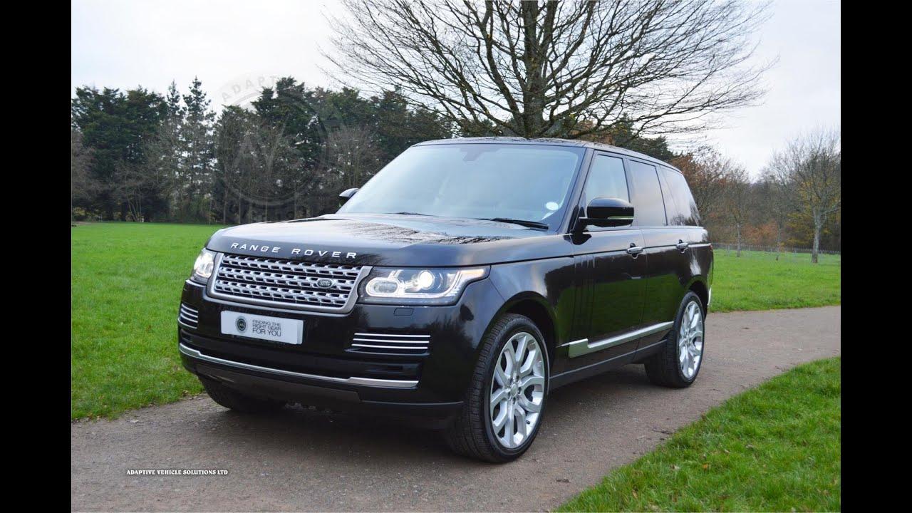 Beat 6 month waits The Range Rover Vogue SE 4 4 SDV8 SOLD