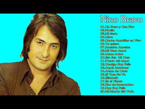 Nino Bravo Sus Mejores Éxitos 2017 | Las 20 Mejores Canciones De Nino Bravo