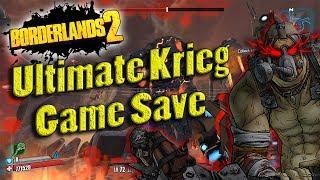 Borderlands 2 My OP8 Ultimate Krieg Game Save