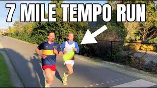 THE THANKSGIVING TEMPO RUN SPECIAL!!