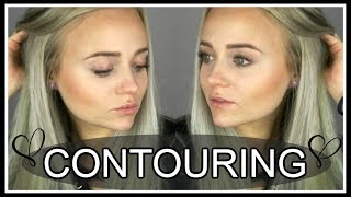 HOW TO CONTOUR - Tutorial | Blond_Beautyy