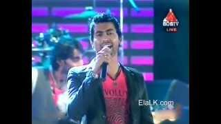 04 - Nuwara Eliye by Damith Asanka with Wayo in Moratuwa [Sirasa Super Bash 2013 - 31st Night]
