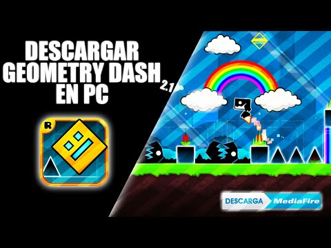 Descargar Geometry Dash 2.1 Full Ultima Version Para PC Gratis [MEDIAFIRE] 2017