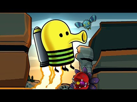 Doodle Jump Galaxy (beta) Gameplay (gaia 1 - 6)   Android Adventure Game