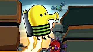 Doodle Jump Galaxy (beta) Gameplay (gaia 1 - 6) | Android Adventure Game
