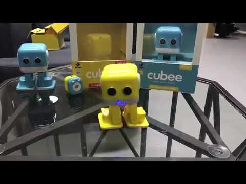 Super cool dancing mini Robot!