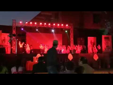 Boston public school annual function dance performance of my son