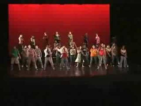 High School Musical Opening/Wildcat Cheer