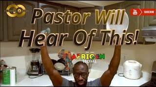 Download Clifford Owusu Comedy - In African Home: Pastor will hear of this (Clifford Owusu)