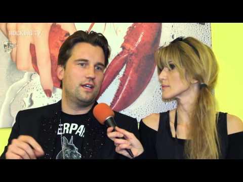 Interview with DJ Antoine @ Rocking TV