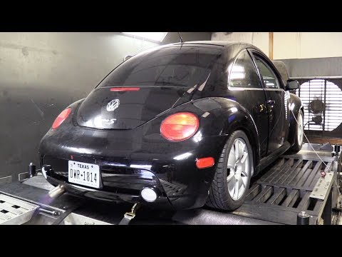 This isn't your typical Turbo VW Beetle