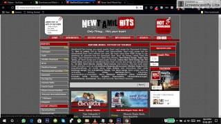 How to Tamil Original Quality Mp3 Songs Download