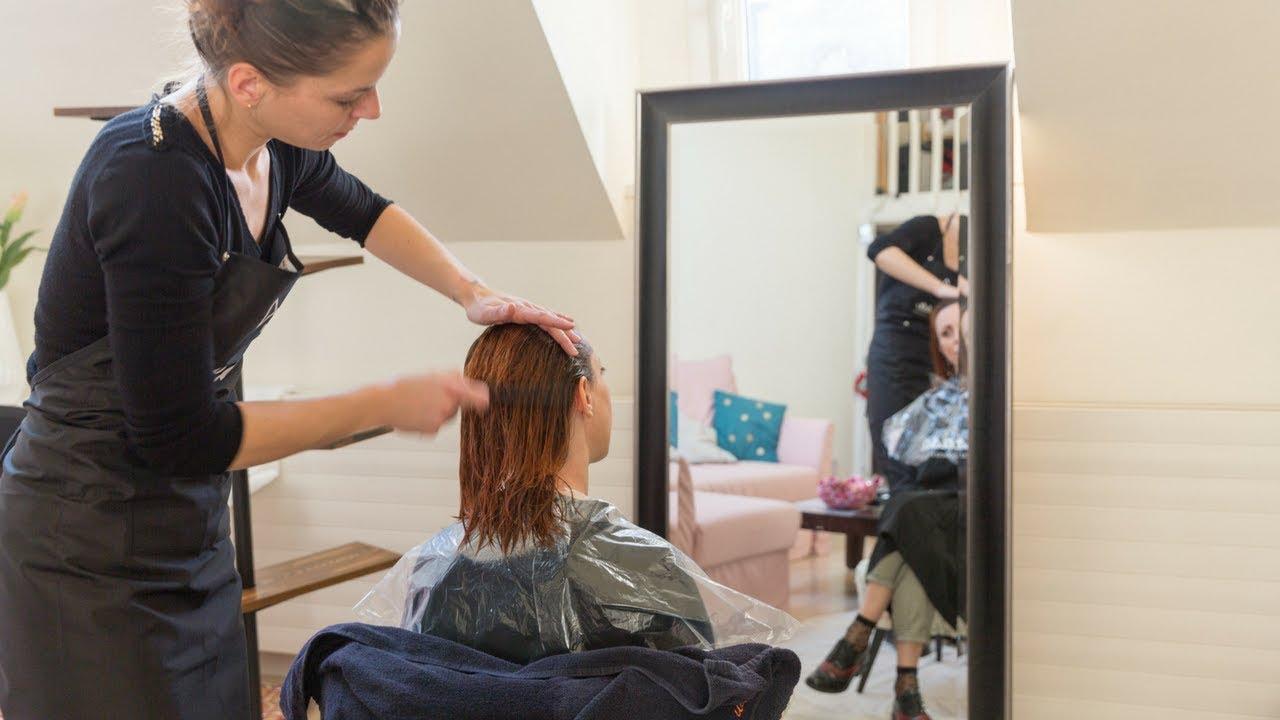Wecasa, coiffeur privé à domicile