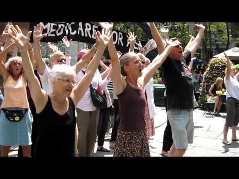Stop! In the Name of Health, Don't Cut my Medicare