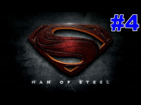 Superman Returns The Game Walkthrough Part 4