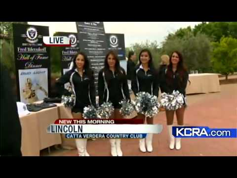 The Fred Biletnikoff Golf Tournament Tees Off
