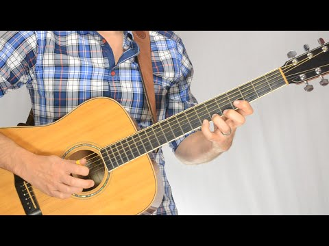 A Quick but Powerful Fingerpicking Warm Up | Tuesday Blues #019