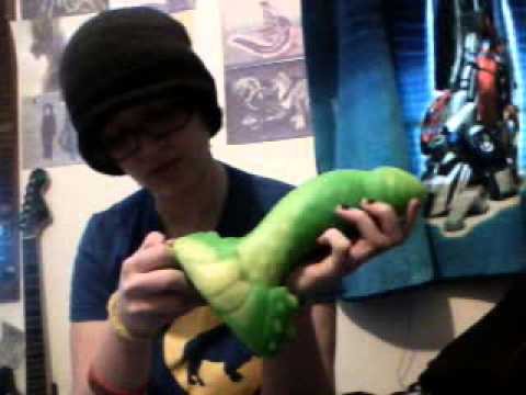 Bad dragon ika unboxing and review