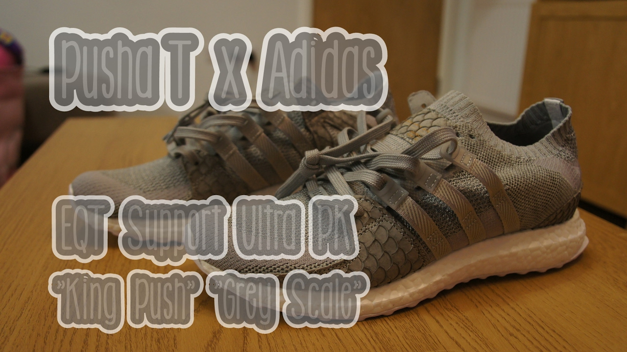 sneakers for cheap fd098 89b4f Pusha T x Adidas EQT Support Ultra PK