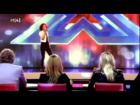 Rochelle - Auditie X Factor 2011 - Turn My Swag On