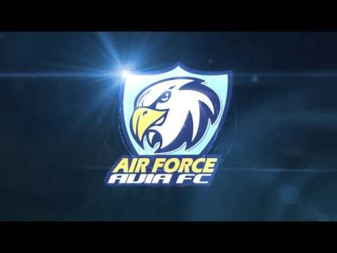 Air Force AVIA Football Club Thai Premier League 2014